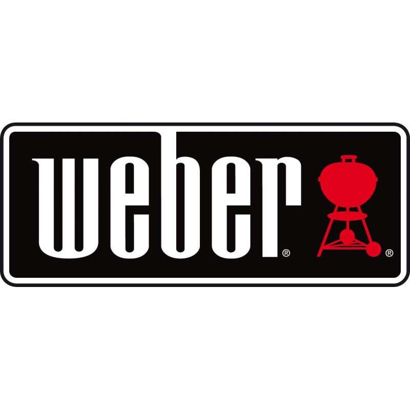 Weber Ersatzteil Brenner-Set für Gasgrill Q 100 / Q 1000 und Q 120 / Q 1200 Heizelement