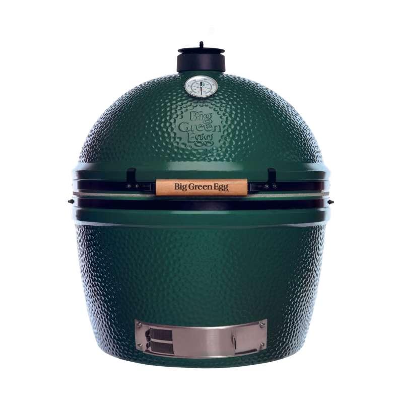 Big Green Egg 2XL 2XLarge Kamadogrill Keramikgrill ∅ 73 cm Grillrost für bis zu 12 Personen