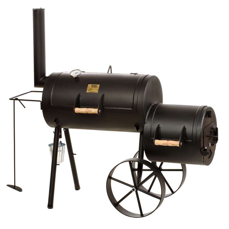 Rumo Barbeque JOEs Wild West Barbeque Smoker 16 Zoll JS-33910