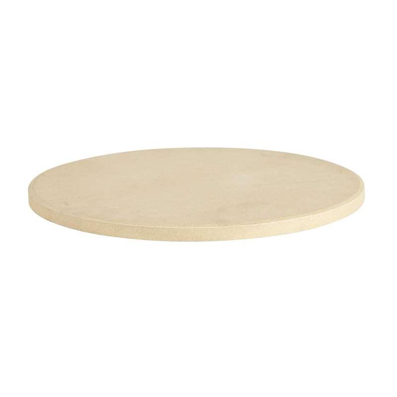 Allgrill MULTI-KULTI Pizzastein Ø 26 cm für MULTI-KULTI Gasgrill Pizzaofen