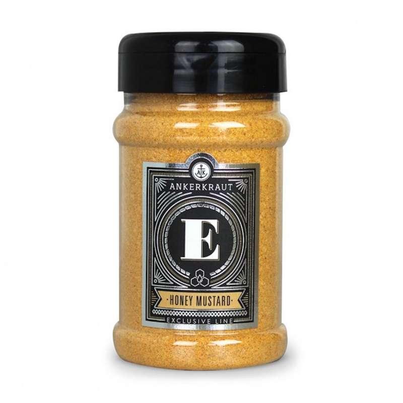 Ankerkraut Honey Mustard BBQ Gewürzmischung im Streuer 200 g Gewürz