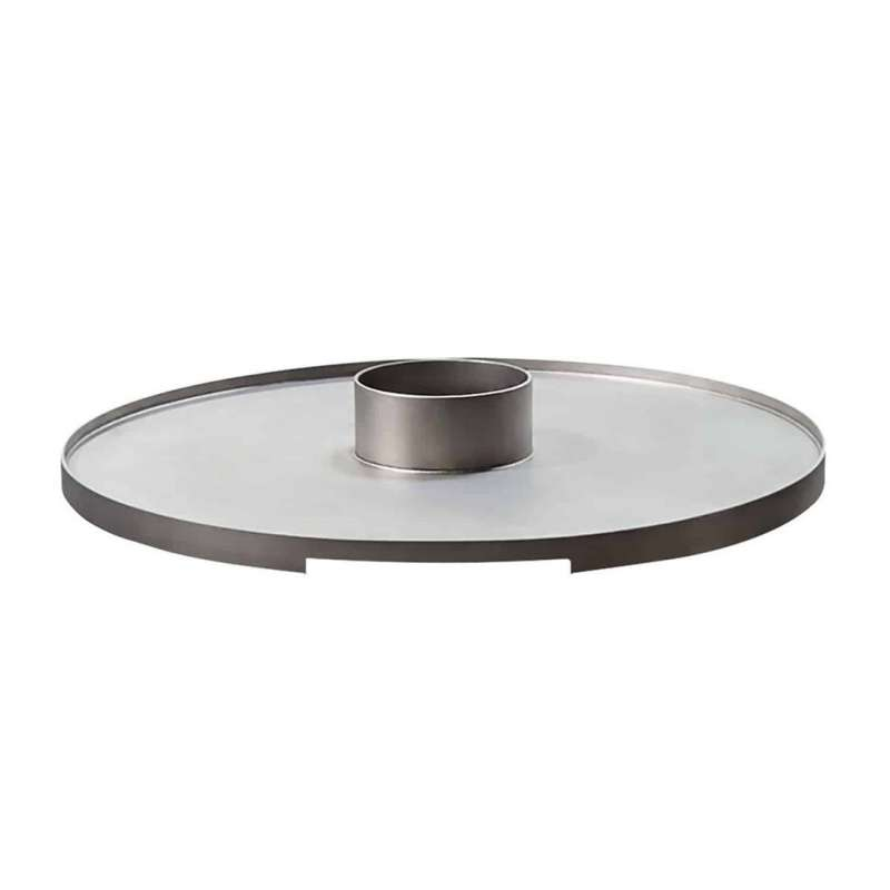Monolith LeCHEF Feuerplatte Plancha Grillplatte für Monolith LeChef Keramikgrill 207020-L