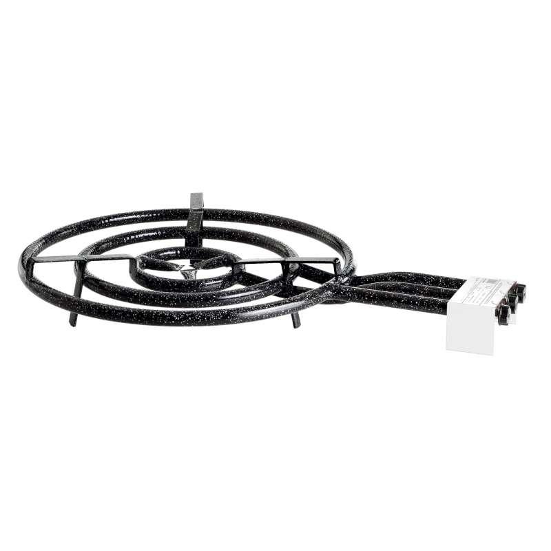 Paella World Paella-Brenner 3-Ring-Gasbrenner Ø 60 cm - 21 kW, 30 mbar