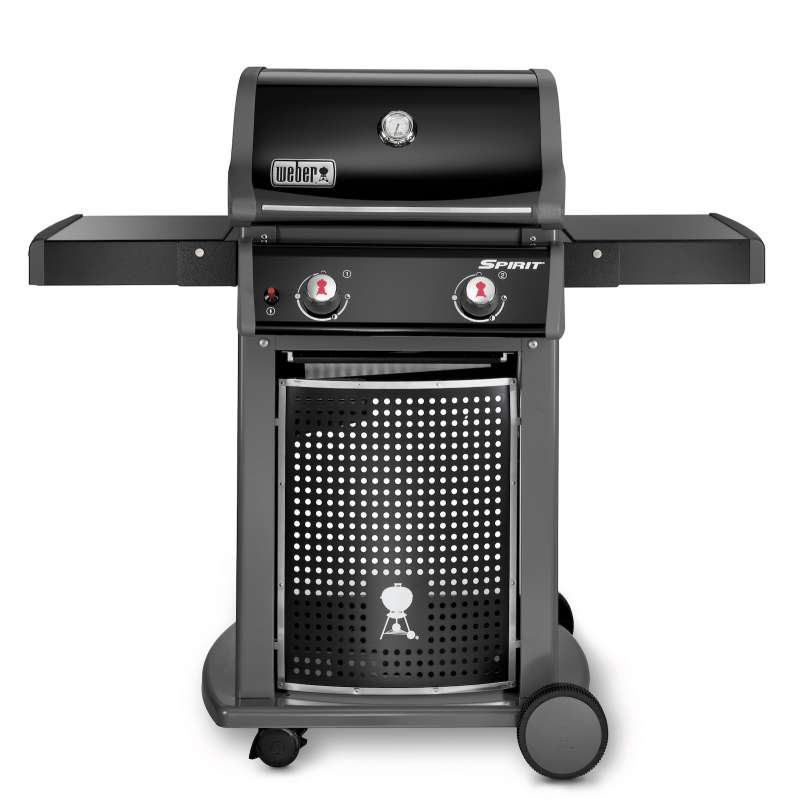 Weber Vorteils-Set 4-teilig Gasgrill Spirit E-210 Classic mit gratis Pizzastein