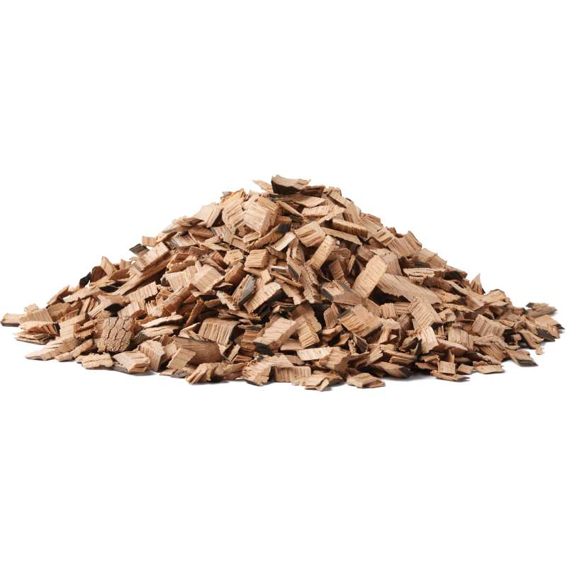Napoleon Holz-Räucherchips Whiskey-Eiche Woodchips Räucherspäne 700 g 67019