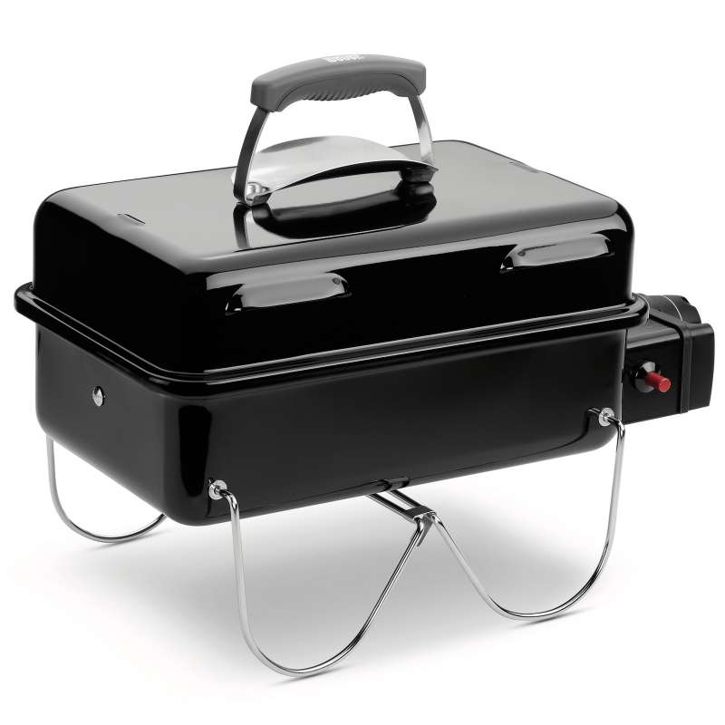 Weber Gasgrill Go-Anywhere Black