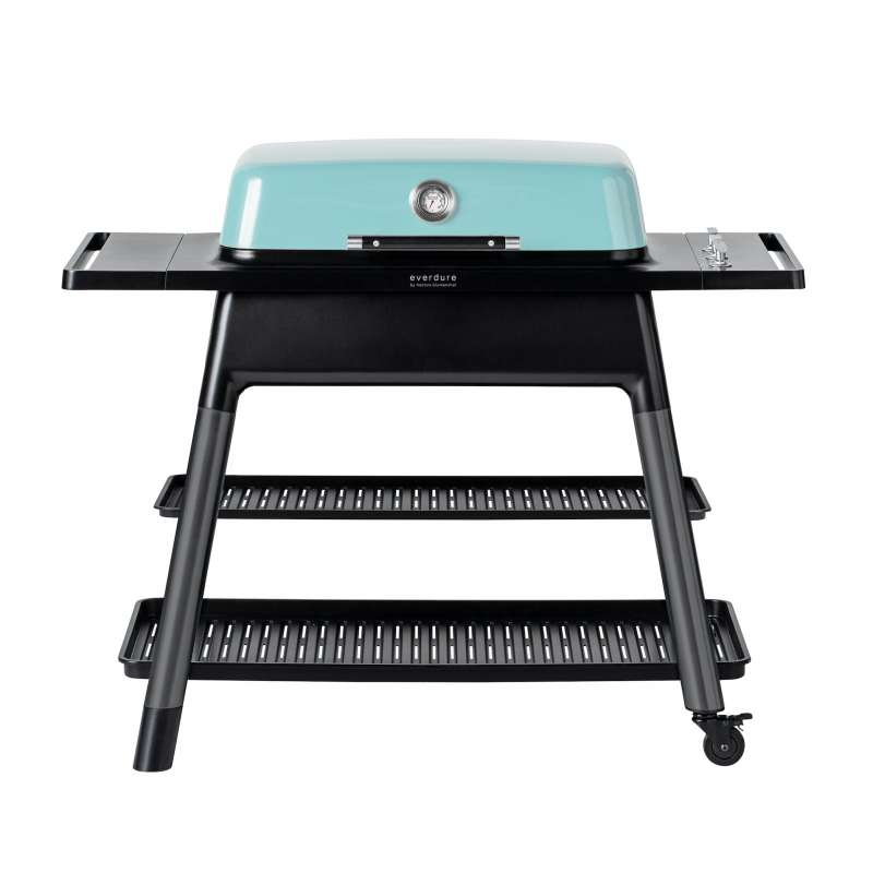 Everdure Gasgrill Furnace 3-Brenner Grill Farbe Mint HBG3MDE