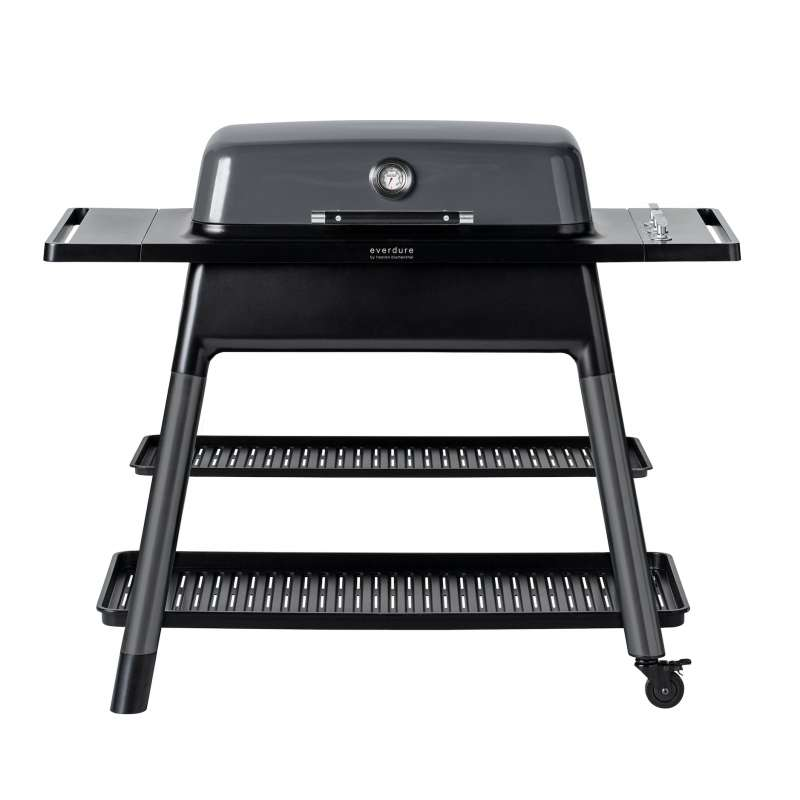 Everdure Gasgrill Furnace 3-Brenner Grill Farbe Graphit HBG3GDE