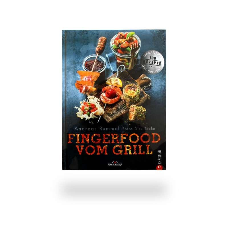 Napoleon Grillbuch Fingerfood vom Grill