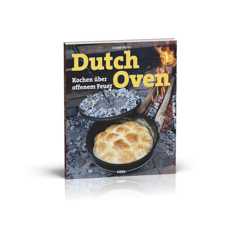 Rumo Barbeque Dutch Oven - Kochen über offenem Feuer