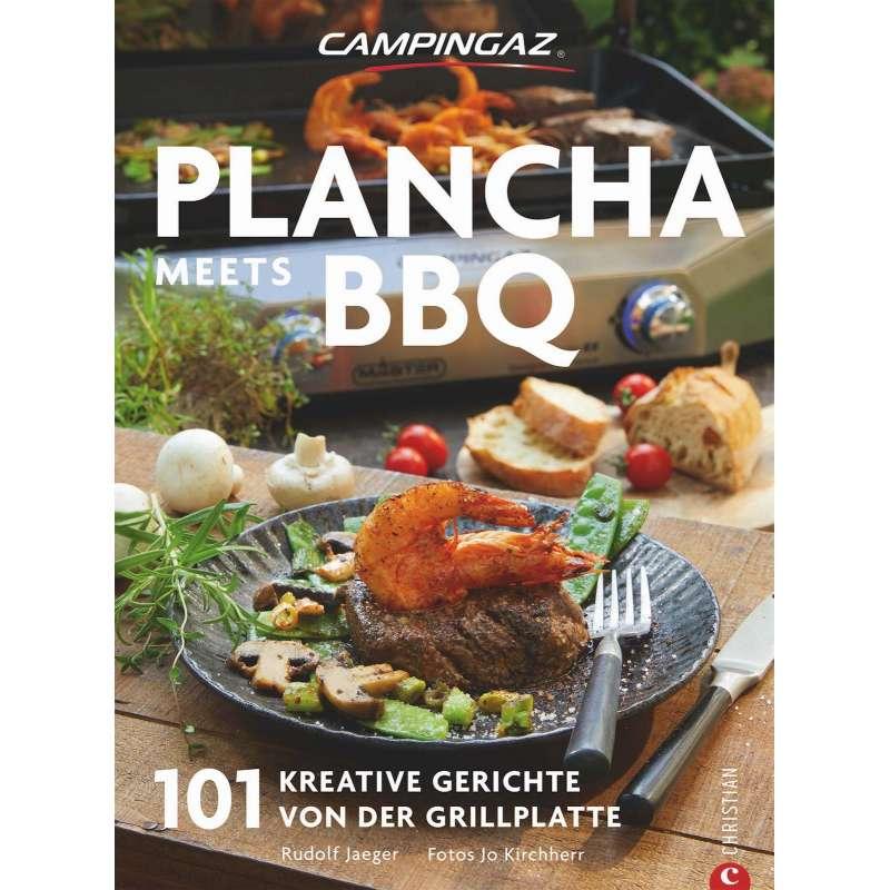 Campingaz Premium Grillbuch Plancha meets BBQ Kochbuch 2000033428