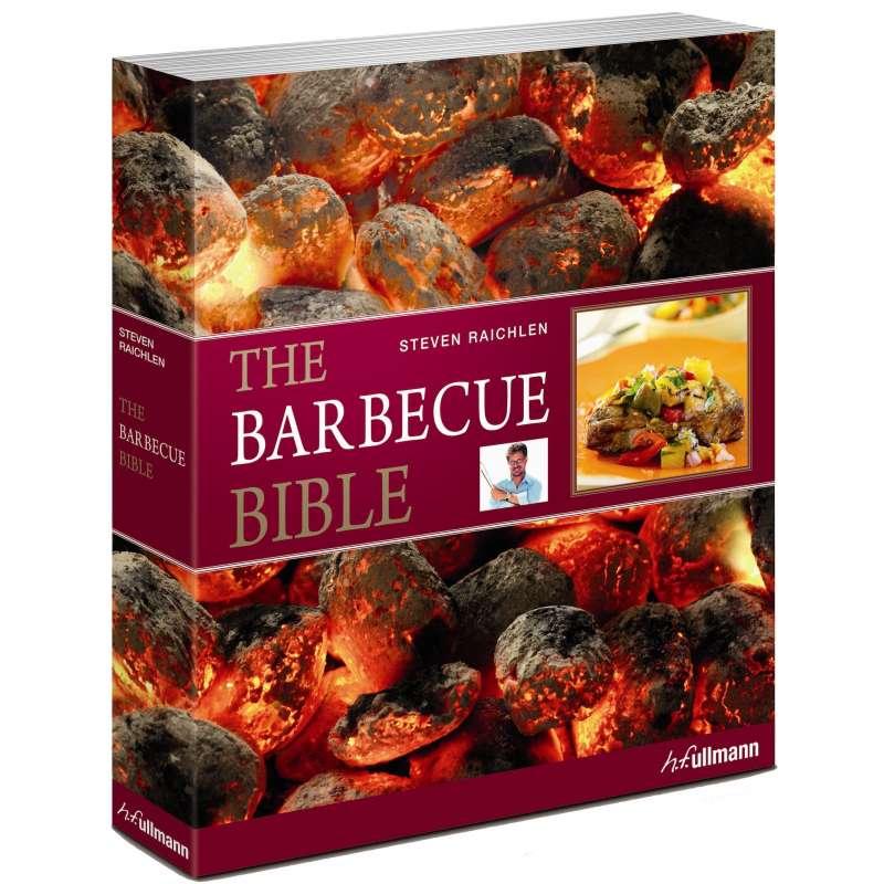 Rumo Barbeque The Barbecue Bible von Steven Raichlen JS-8100
