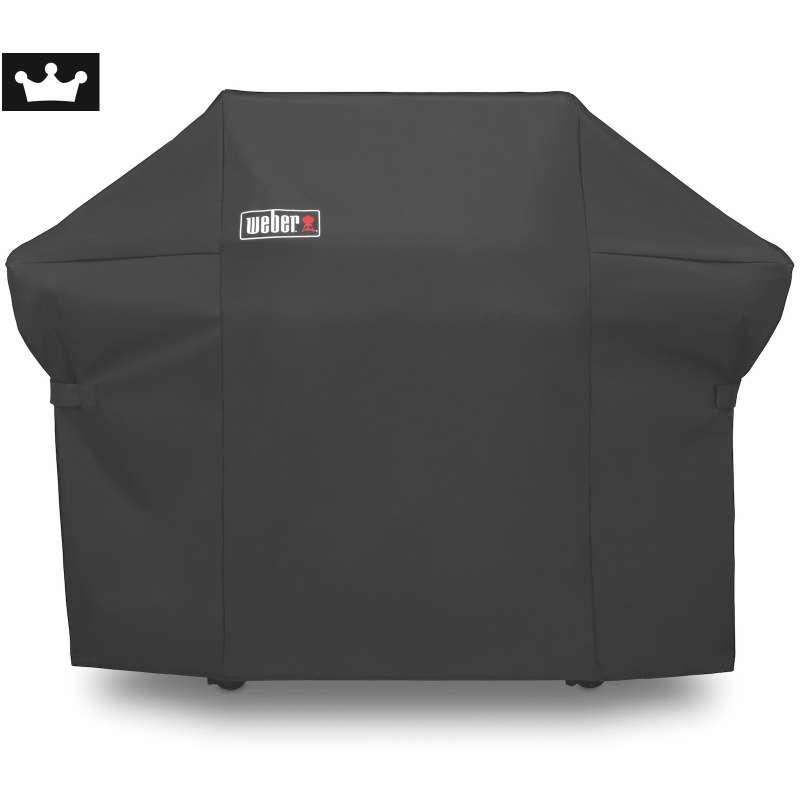 Weber Premium Abdeckhaube für Summit 400 - Serie