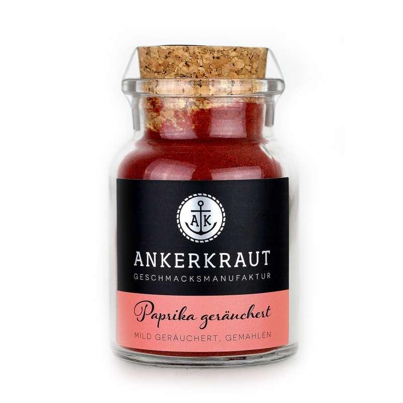 Ankerkraut Paprika geräuchert Paprikagewürz 80 g Paprikapulver Gewürzmischung