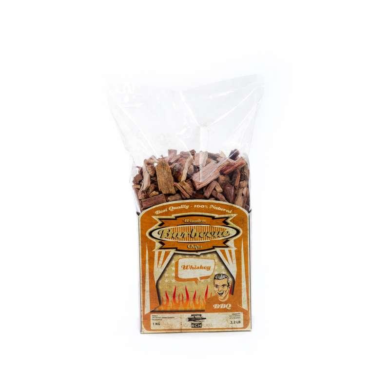 Axtschlag Smoking Chips Whisky Eiche Räucherholz Räucherchips 1kg 100G00M0900V