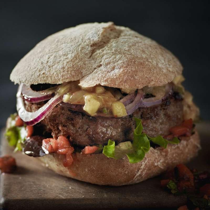 21.02.2019 Grillkurs Burger, Steaks & Co - Mehr als nur Bulettenbrötchen - Donnerstag -