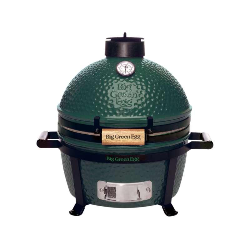 Big Green Egg MiniMax Kamadogrill Keramikgrill ø 33 cm Grillrost 4-6 Personen inkl. EGG Carrier