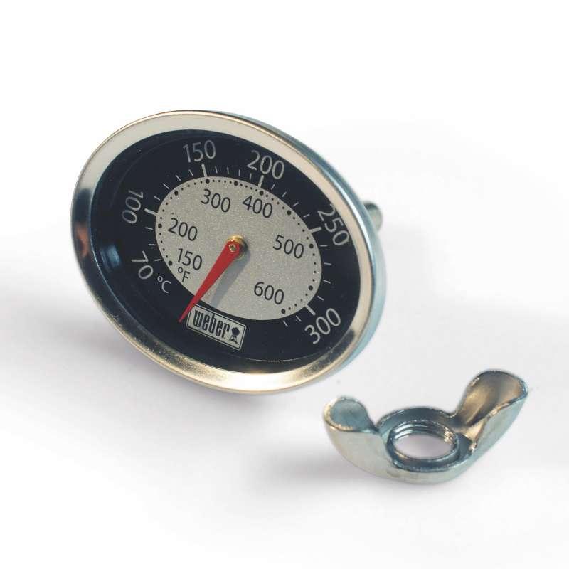 Weber Deckelthermometer für Weber Gasgrills der Q 1200- und Q 2200 Serie ab 2014