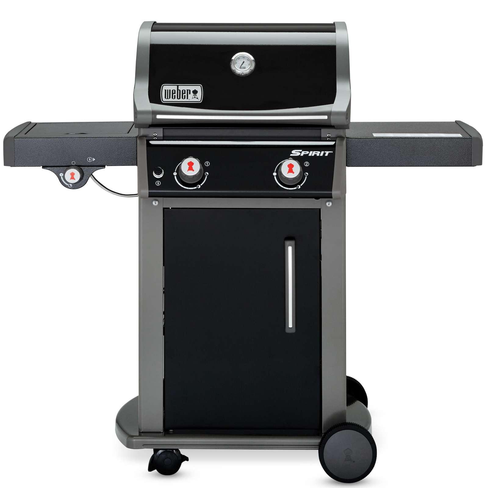 weber gasgrill spirit e 220 original gbs black grillwelt24. Black Bedroom Furniture Sets. Home Design Ideas