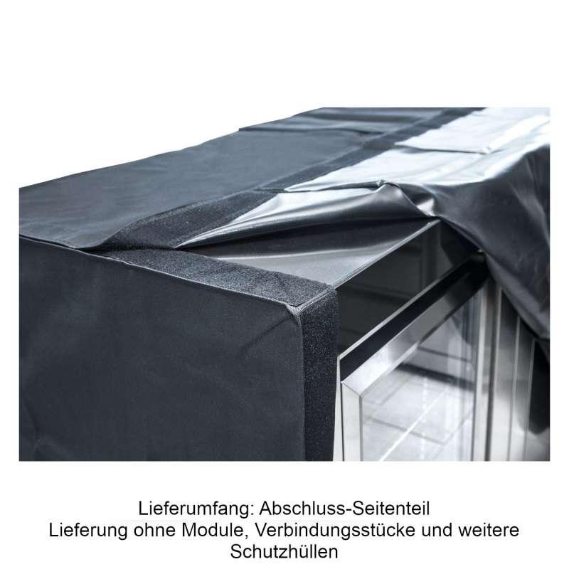 Allgrill 77850-15 modulare Abdeckhaube Schutzhülle 1x Seitenteil Outdoorküche