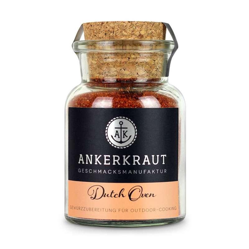 Ankerkraut Dutch Oven Gewürz Korkenglas 90 g Gewürzzubereitung Gewürzmischung