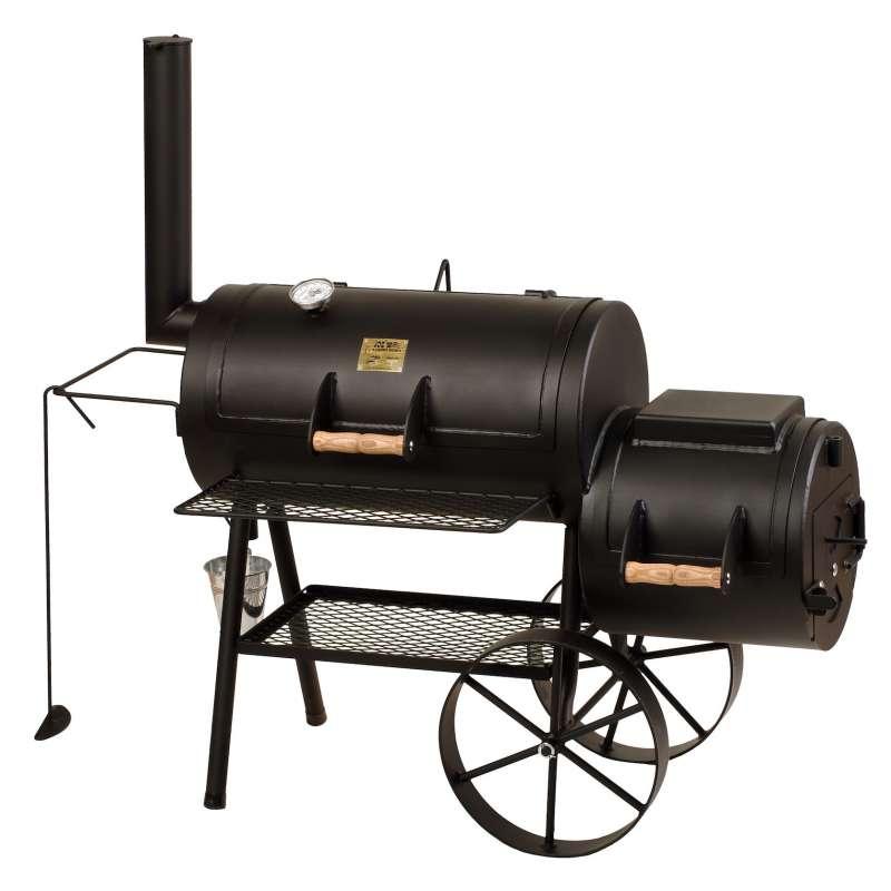 Rumo Joes Barbeque Smoker 16 Zoll Special inkl Kochplatte JS-33900