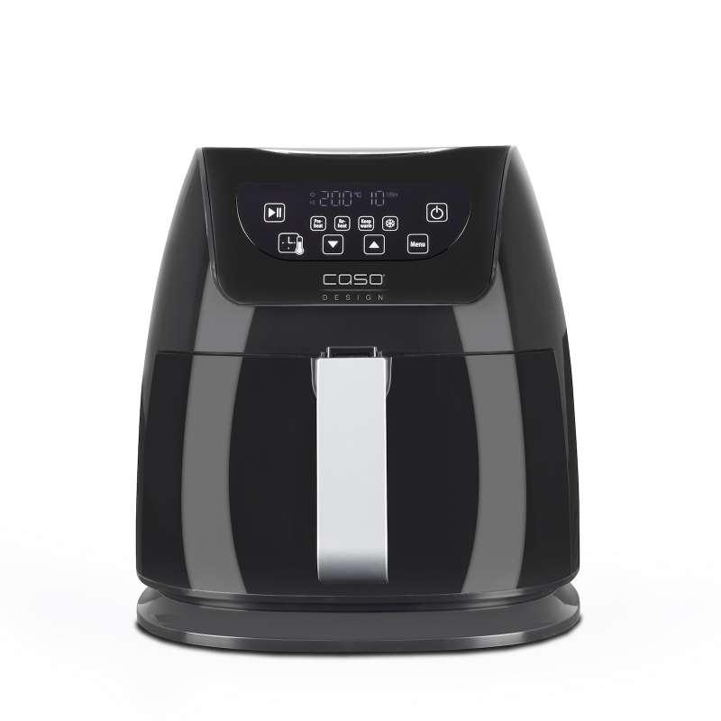 Caso Design AF 250 Design Heißluftfritteuse mit 3 Liter Nutzinhalt 1400 Watt