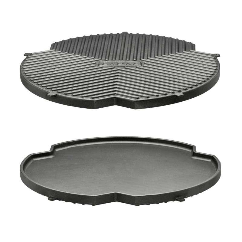 Cadac Keramikbeschichtete Wendegrillplatte BBQ Grillrost ø 36 cm für Grillo Chef & Citi Chef 40 8600