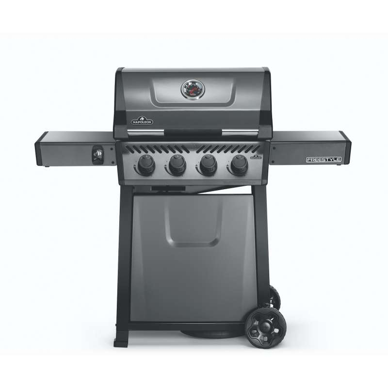 Napoleon Freestyle 425 Graphit Gasgrill 13,6 kW 4 Brenner F425PGT-DE